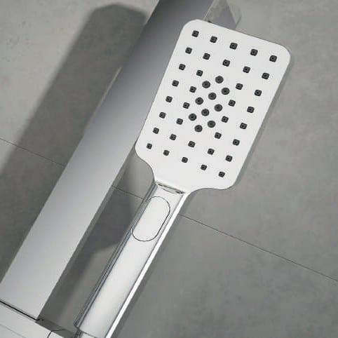 detalle Conjunto de ducha empotrado Borneo