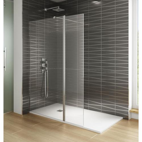 Fijo de ducha con puerta Screen moving