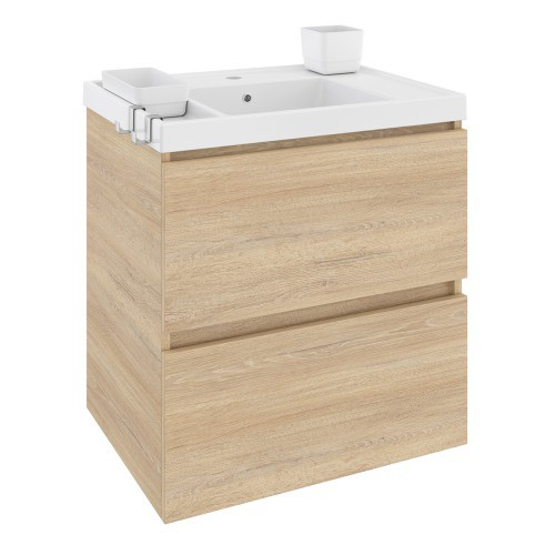 Mueble Lavabo BBOX Roble