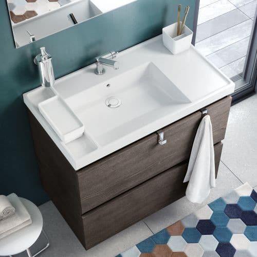 Mueble de baño wengue BBOX