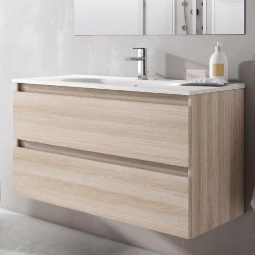 Mueble de Baño BOX Olmo