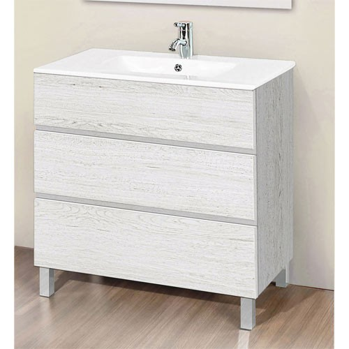 Mueble Artico roble blanco