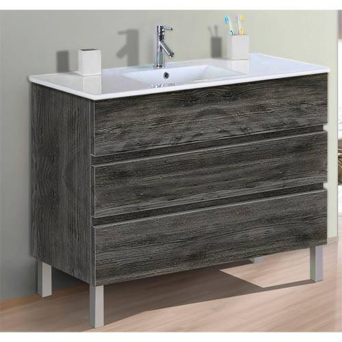 Mueble de baño ARTICO con patas